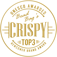 Beadbags Crispy Logo