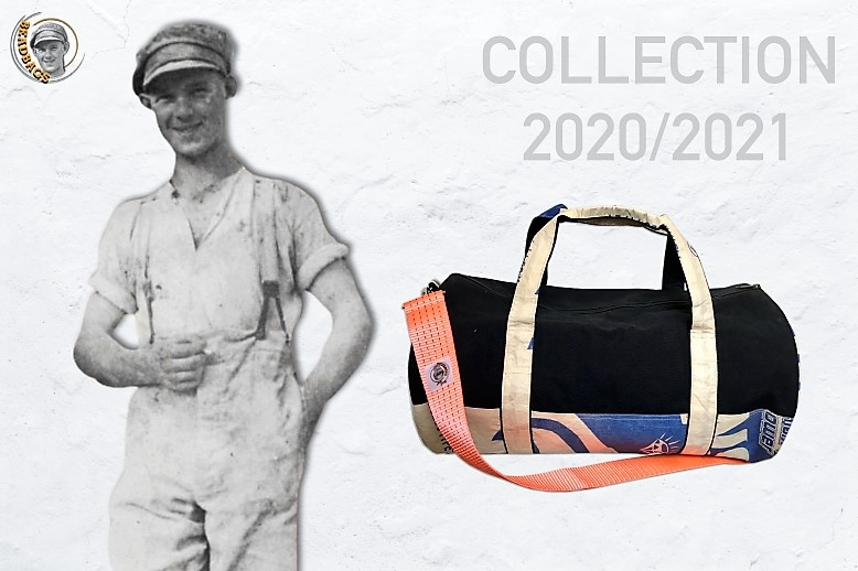 Beadbags Upcycling Tampenjan Kollektion 2021